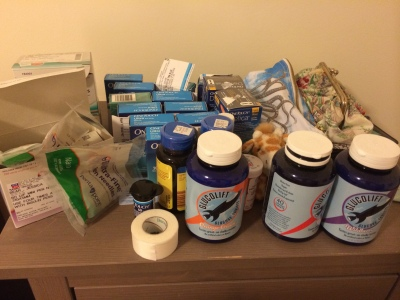 the top of my dresser or diabetes-central